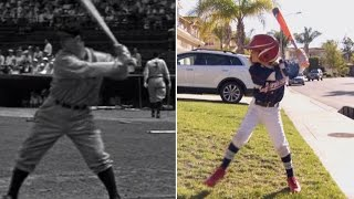 Download 8-Year-Old Boy Believes He's The Reincarnation of Baseball Legend Lou Gehrig Video