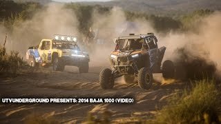 Download UTVUnderground Presents: 2014 SCORE Baja 1000 - Polaris Racing Video