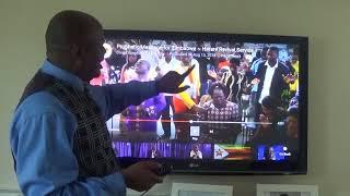 Download Zimbabwe Election False Prophet Ian Ndlovu Mnangagwa Plan. Video