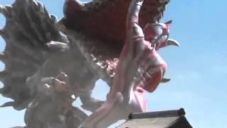 Download Ultraman Mebius vs Mutated Lesser Bogal 2 Video
