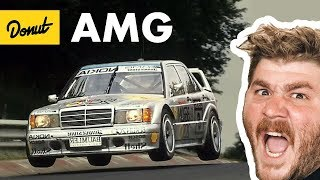 Download AMG - Everything You Need to Know | Up to Speed Video