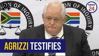 Download WATCH LIVE: Former Bosasa COO Angelo Agrizzi back on the stand Video