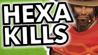 Download Best Hexakills - Overwatch Montage Video