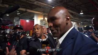 Download EVANDER HOLYFIELD ″JOSEPH PARKER IS A GOOD FIGHTER″ TELLS ANTHONY JOSHUA PARKER IS TOUGH FIGHT Video