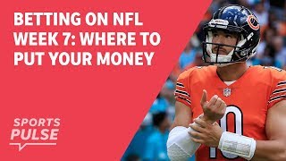 Download Betting on NFL Week 7: Where to put your money Video