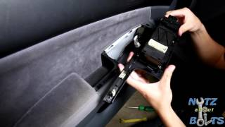 Download 2003-2007 Honda Accord Master power window switch replacement Video
