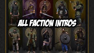 Download Total War: Attila - All Faction Intro Videos Video