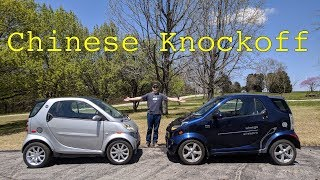 Download This is How Similar a Wheego is to a Smart ForTwo Video