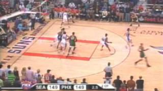 Download Ray Allen 8 threes in the 4th Q and 2 OTs vs. Suns Video