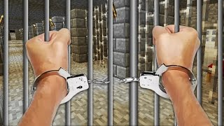 Download Realistic Minecraft - LITTLE LIZARD GOES TO PRISON!? Video