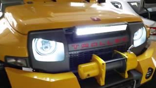 Download ALIEN SOUND SC - TROLLER ERRO FAROL LED, BARRA LED ESTROBO Video