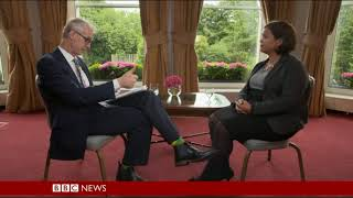 Download Mary Lou takes on BBC HARDtalk programme Video
