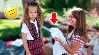 Download Eve HATES School Uniforms 😞 Video