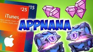 Download Appnana - App para ganar gemas en Monster Legends y Clash Royale Video