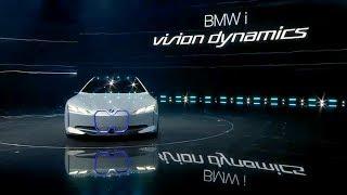 Download BMW i Vision Dynamic Weltpremiere @ IAA 2017 Pressekonferenz (Deutsch / German) Video