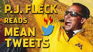 Download P.J. Fleck Reads Mean Tweets Video