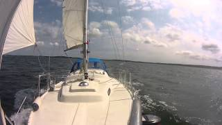 Download Sailing Albin Viggen 1208 Video