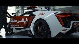 Download Abu Dhabi Police - Introducing the Lykan Hypersport (4K) Video