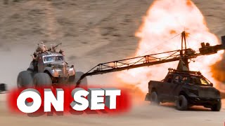 Download Mad Max: Fury Road: Full Behind the Scenes Movie Broll - Tom Hardy, Charlize Theron Video