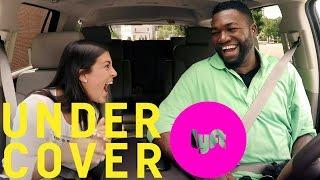 Download Undercover Lyft with David Ortiz Video