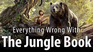 Download Everything Wrong With The Jungle Book (2016) Video