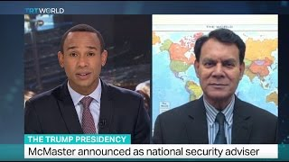 Download New US National Security Advisor H.R McMaster: Interview with Peter Mathews Video