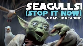 Download ″SEAGULLS! (Stop It Now)″ - A Bad Lip Reading of The Empire Strikes Back Video