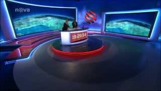 Download TV NOVA - Televizní noviny (TV NEWS ident 2014) Video