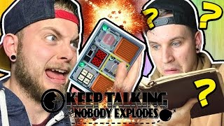Download KEEP TALKING AND NOBODY EXPLODES! W/AshDubh Video