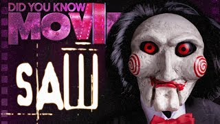 Download SAW: How a Headache Became Film's Scariest Killer | Did You Know Movies Jigsaw Video