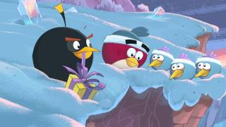 Download Angry Birds Wreck The Halls animation Video
