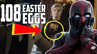 Download Deadpool 2 Every Easter Egg and Hidden Reference Video