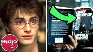Download Top 10 Harry Potter Easter Eggs You Missed Video