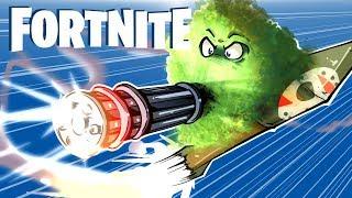 Download FORTNITE BR - Minigun Rocket Ride, Shark Attack, Fails And Traps! (Funny Moments) Video