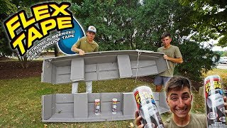 Download Does Flex Tape REALLY Work?! (As Seen On TV) Video