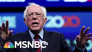 Download Democratic Race Tightens In Early Voting States | Velshi & Ruhle | MSNBC Video