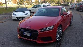 Download 2015 Audi TT 2.0 TFSI Quattro 230 CV | Test Drive & Review Video