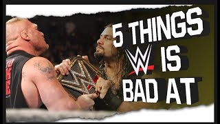 Download 5 Things WWE Is Bad At Video