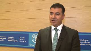 Download Remarks by Khaled Hneifat, Minister for Agriculture of Jordan. Video