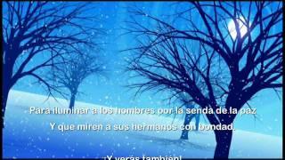 Download Paseo en Trineo letra/ Sleigh Ride Spanish lyrics Video