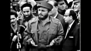 Download Fidel Castro speaks English after visit to United Nations in the US Video