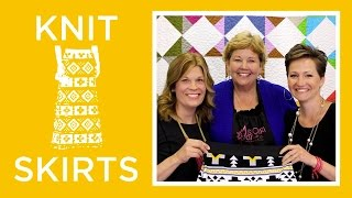 Download Knit Skirts with Simple Simon: Easy Sewing Tutorial with Jenny Doan of Missouri Star Quilt Co Video