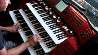 Download Conquest Of Paradise (Vangelis), played on Böhm Emporio organ Video