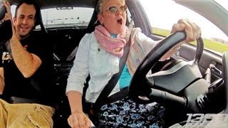 Download Mom DRIVES the 900hp 3Dx Evo!!! Video