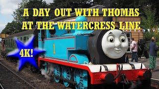 Download A Day Out with Thomas at the Watercress Line (7/8/2019) Video