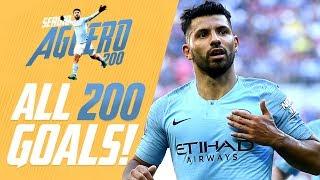 Download Sergio Agüero | All 200 Man City Goals Video