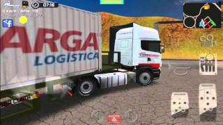 Download Grand Truck Simulator - Mod-Skin Coopercarga e Dinheiro Infinito Video