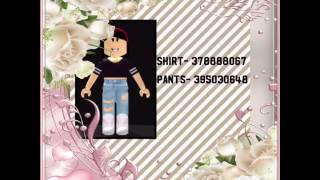 10 Girl Clothes Codes For Roblox High School Free Download Video Mp4