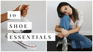 Download 10 SHOE ESSENTIALS THAT ALWAYS HAVE YOUR BACK Video