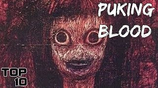 Download Top 10 Scary Cursed Paintings You Should NEVER See - Part 2 Video